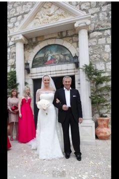 Свадьба Леонида Черновецкого и Елены Савчук