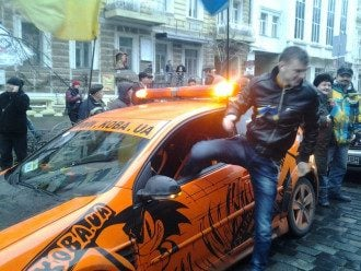 Сергея Кобу лишили колес