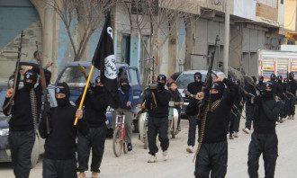 Исламисты в Ираке, иллюстрация