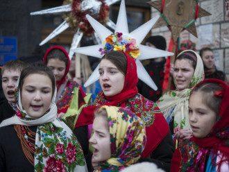 Рождество на Евромайдане