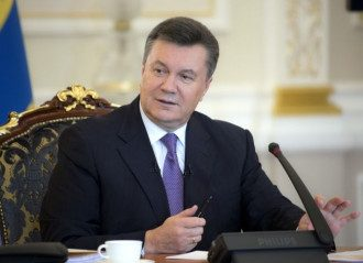 Янукович прибыл на совещание фракции ПР