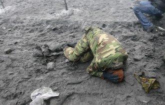 На Грушевского снайперы отстреливают митингующих