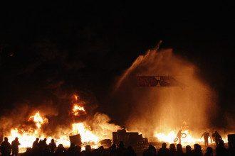 В Украине уже больше двух месяцев продолжаются протесты