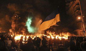 На Грушевского пятый день продолжаются бои