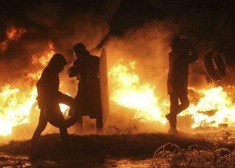 Европа обеспокоена кризисом в Украине