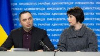 Елена Лукаш и Андрей Портнов