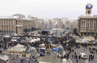 Майдан Независимости, 28 января