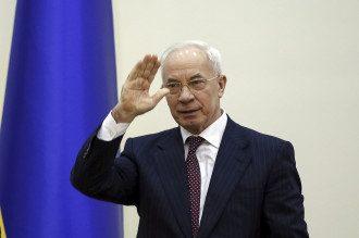 Экс-премьер Николай Азаров