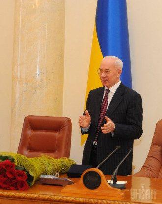 Экс-премьер-министр Николай Азаров