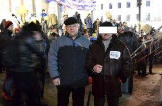Богдан Калыняк (слева) погиб на Майдане.