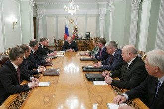Заседание Совбеза РФ