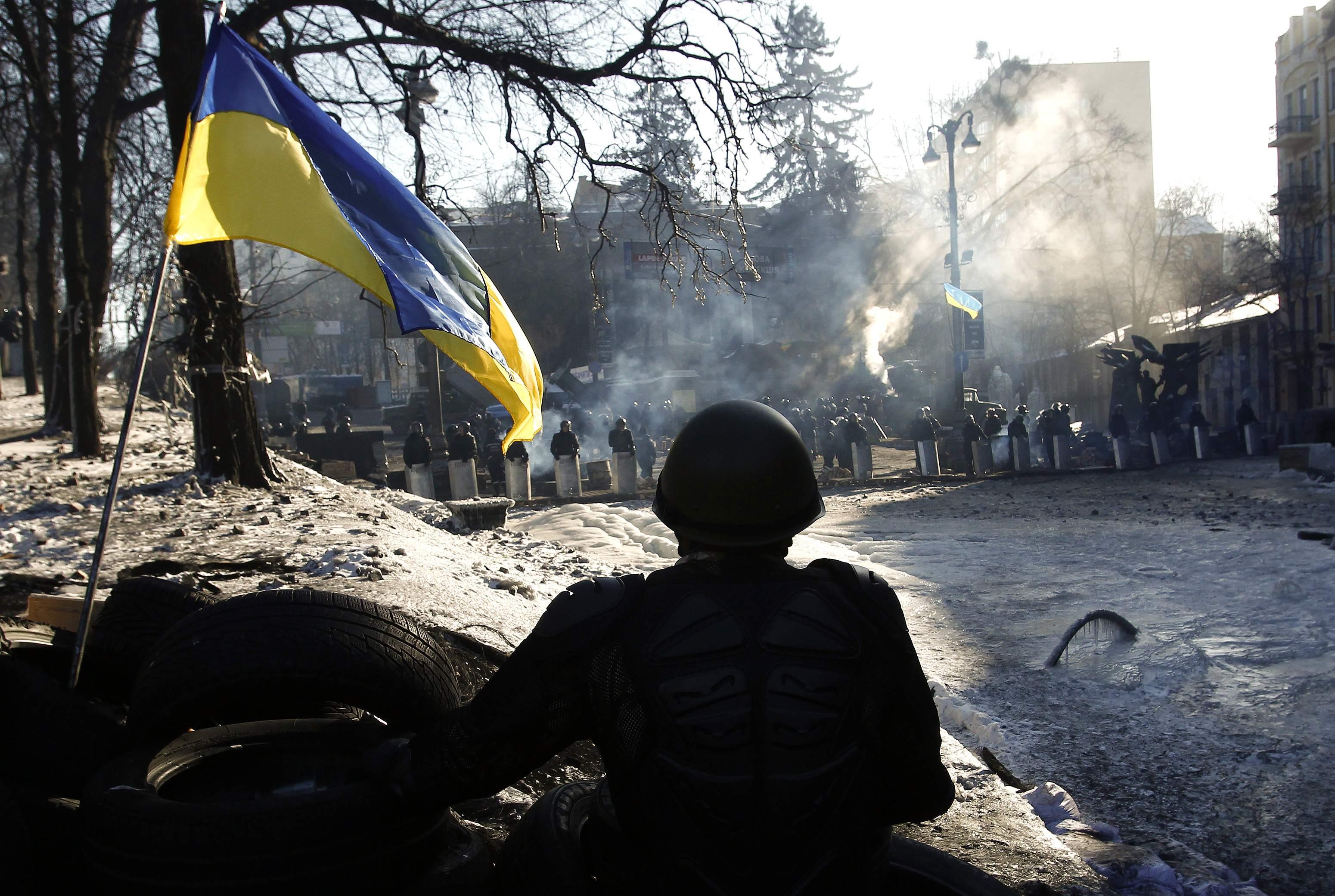 Активистам Майдана все еще грозит статья о беспорядках