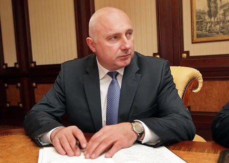 Глава МВД Крыма Валерий Радченко