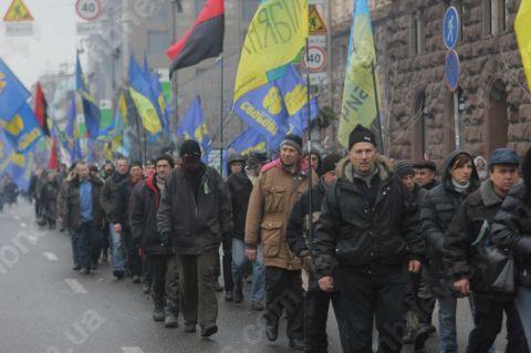 Бастовать на Майдан пришли 15 тысяч человек: опубликованы фото
