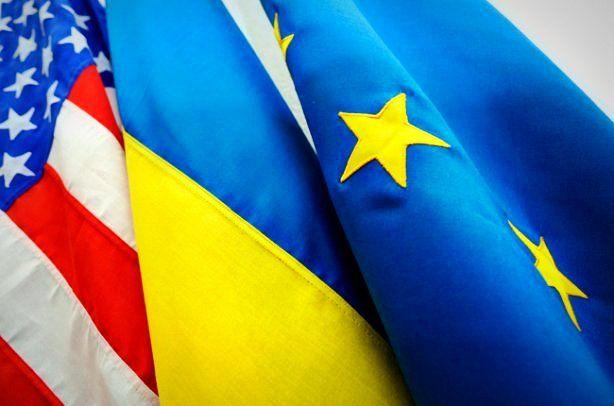 ЕС, США, Украина
