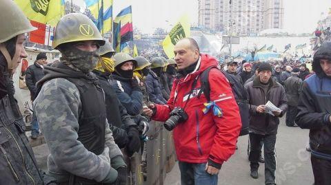 На вече на Майдане собрались несколько десятков тысяч человек: опубликованы фото