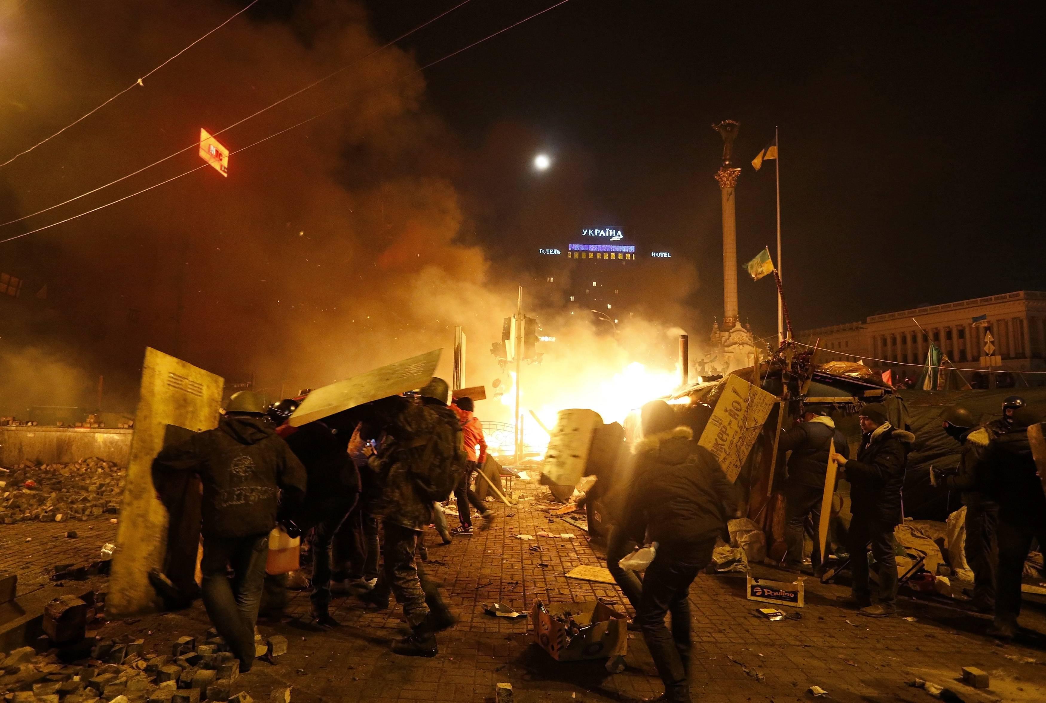 Ситуация в Украине еще хуже, чем была до революции, считает польский публицист Роберт Хеда.