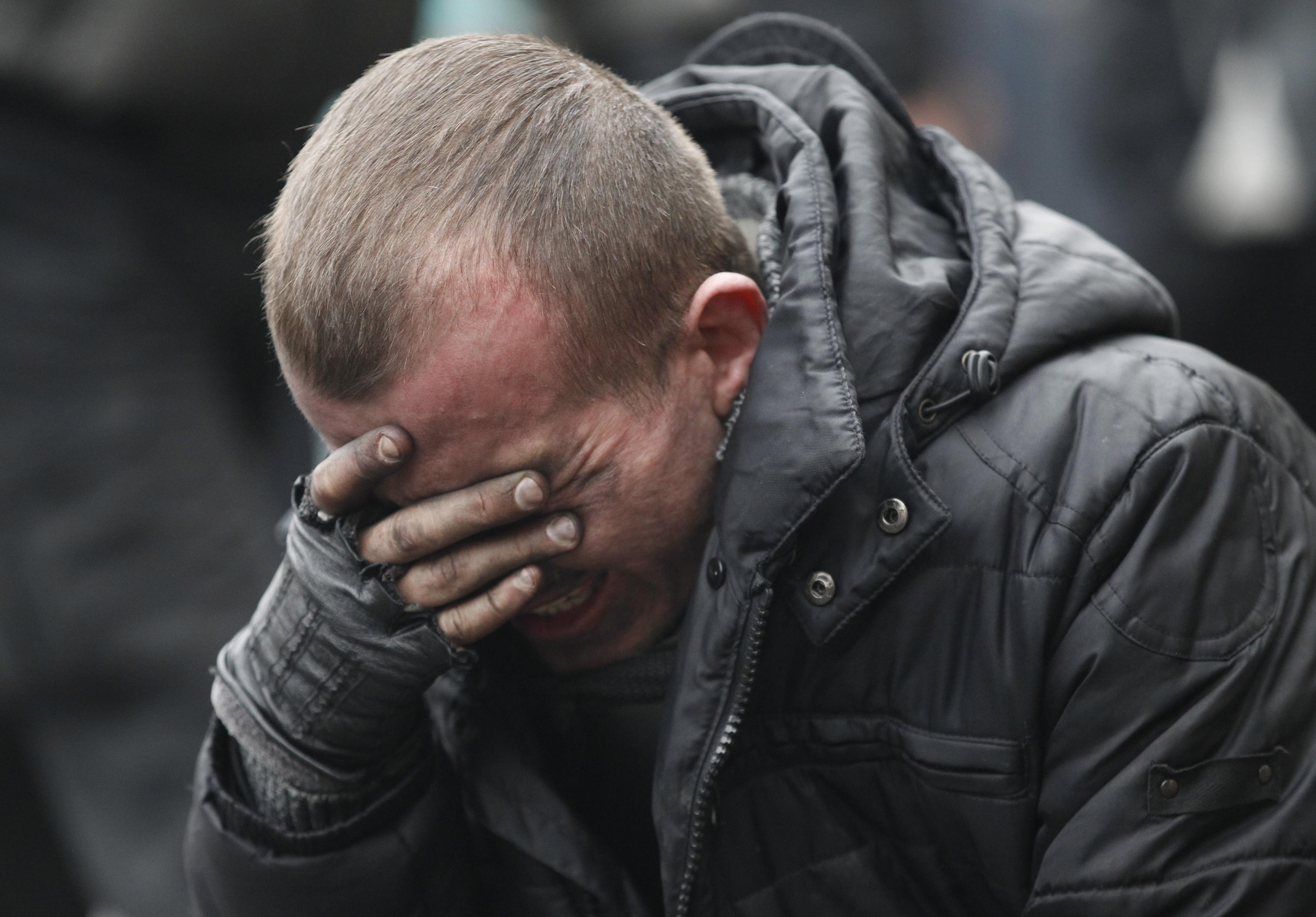 Майдан. День скорби. 20 февраля