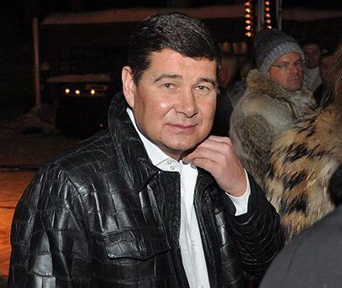 Александр Онищенко обнародовал новый компромат