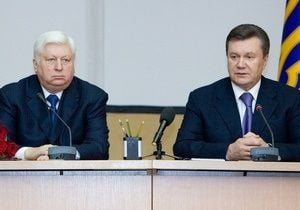 Опубликованы документы, где Пшонка требовал от Януковича ввести ЧП