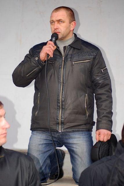 """Волынский """"Беркут"""" не поднял оружие против Майдана и был расстрелян снайперами"""