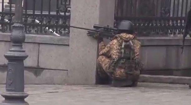 Задержаны подозреваемые в расстреле активистов Майдана