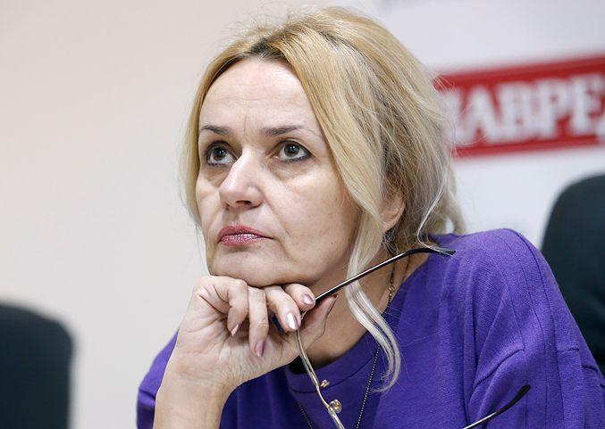 Ирина Фарион снова агрессивно высказалась в сторону русскоязычного населения страны