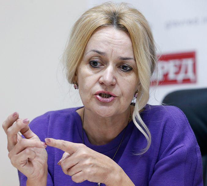 Ирина Фарион считает, что  Надежда Савченко
