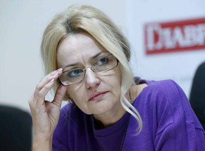 Ирина Фарион считает русскоязычных украинцев