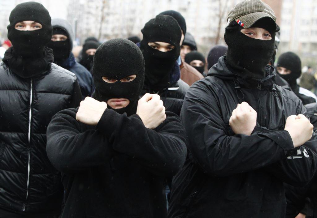 Русские националисты