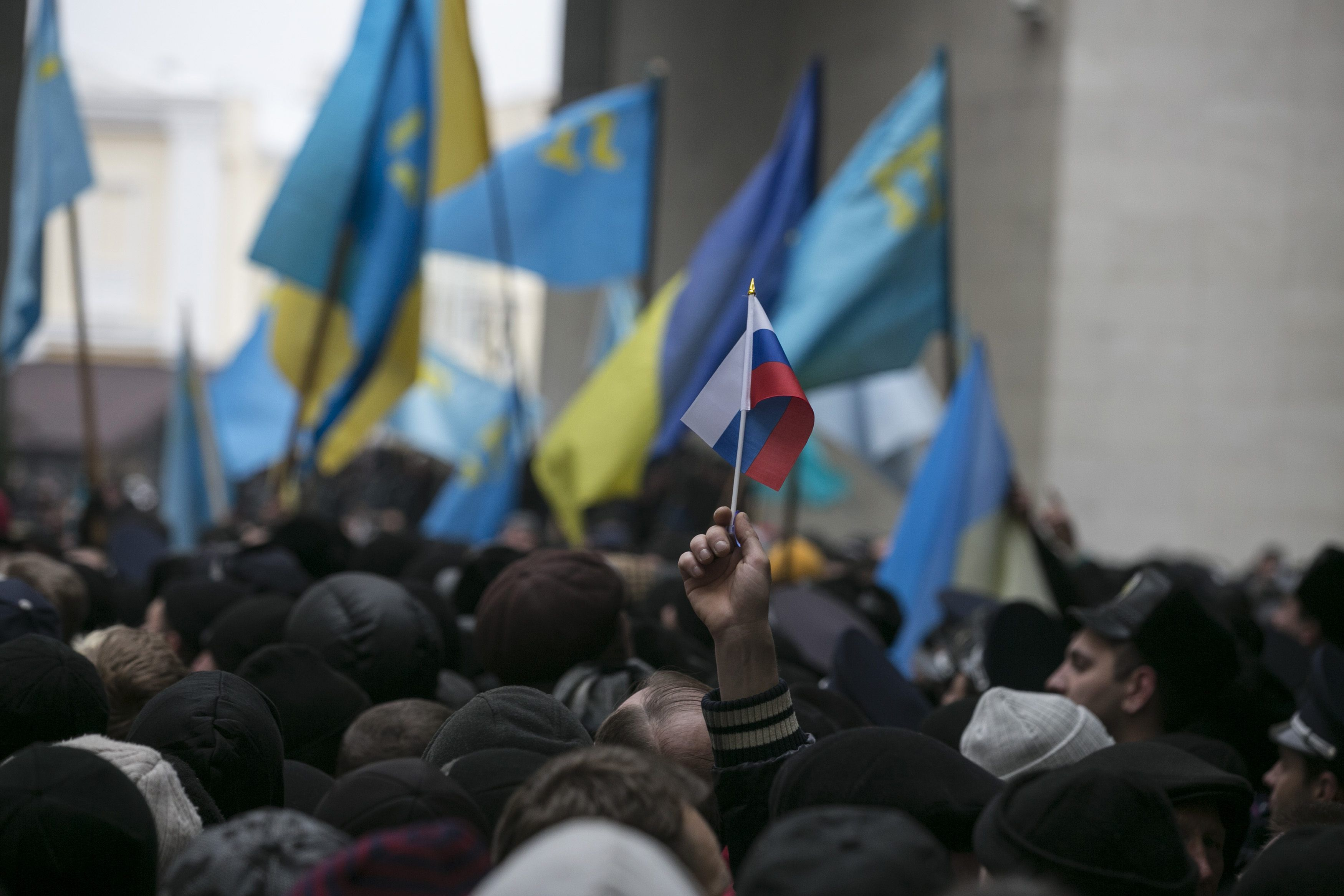 Симферополь, 26 февраля