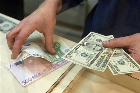 гривна, доллар, евро