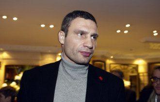 Виталий Кличко в Мюнхене