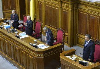 Виктор Янукович может распустить Раду