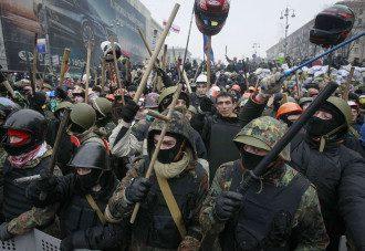 Афганцы - в числе командиров обороны Майдана
