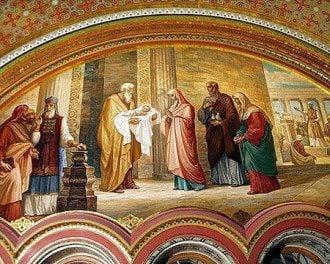 Сретение входит в число 12 крупнейших церковных праздников