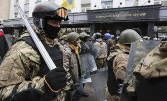Активисты Майдана пойдут пикетировать Раду