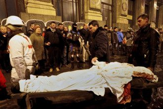 Санкции введут за насилие против протестующих