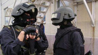 Силовики не стали выдвигаться из Киева на полуостров.