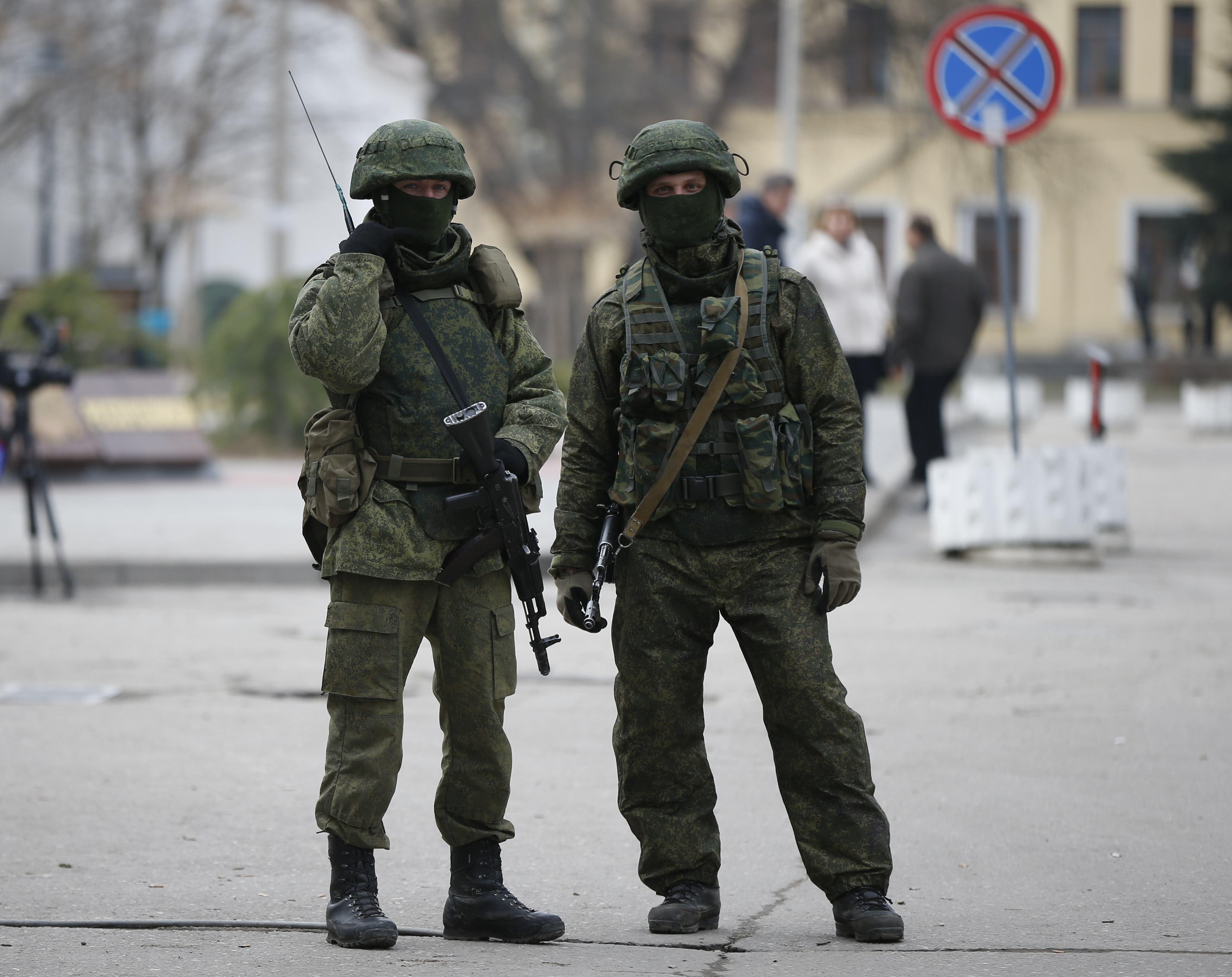 modern russian army