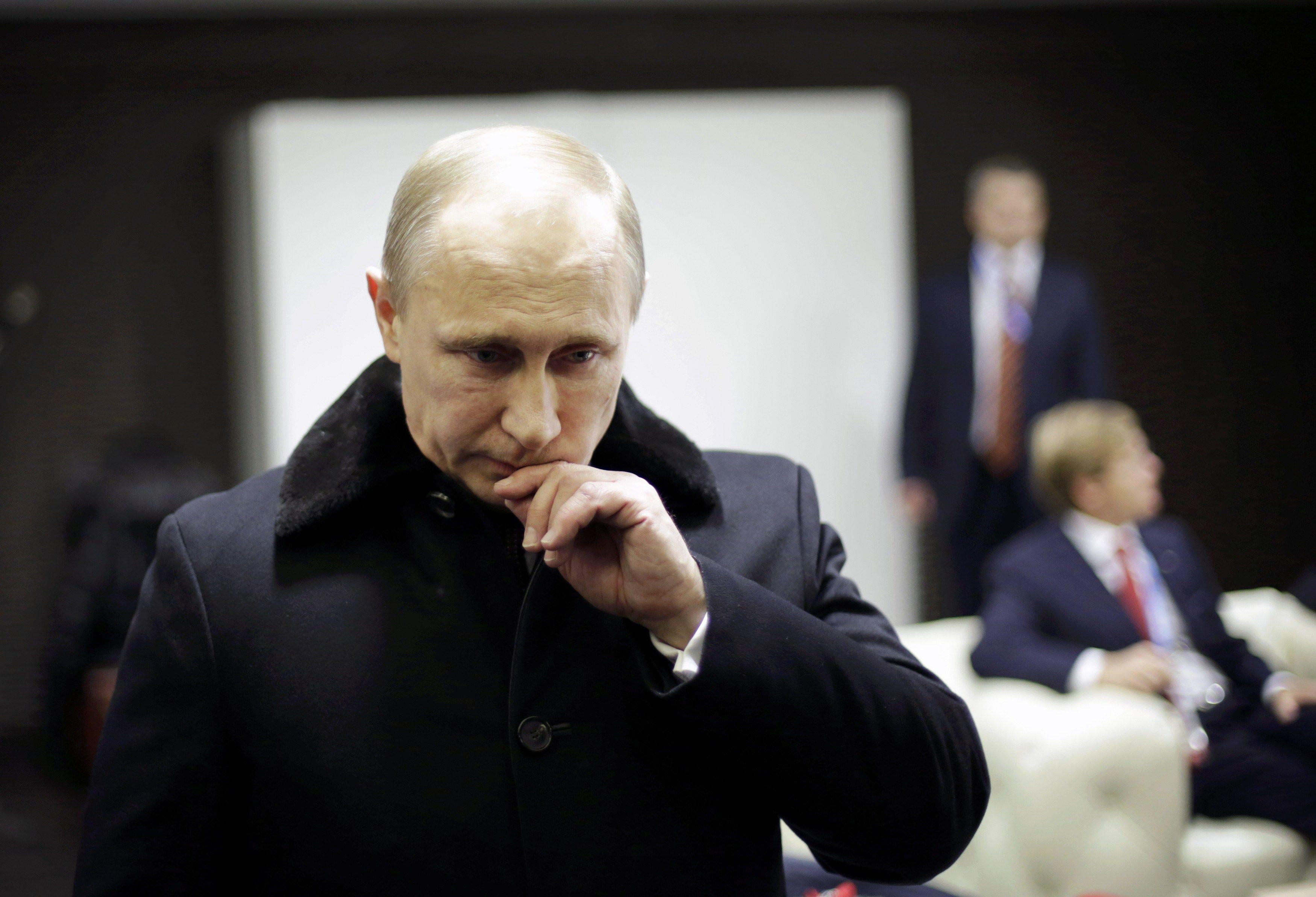 У Путина есть проблемы посерьезнее, чем санкции