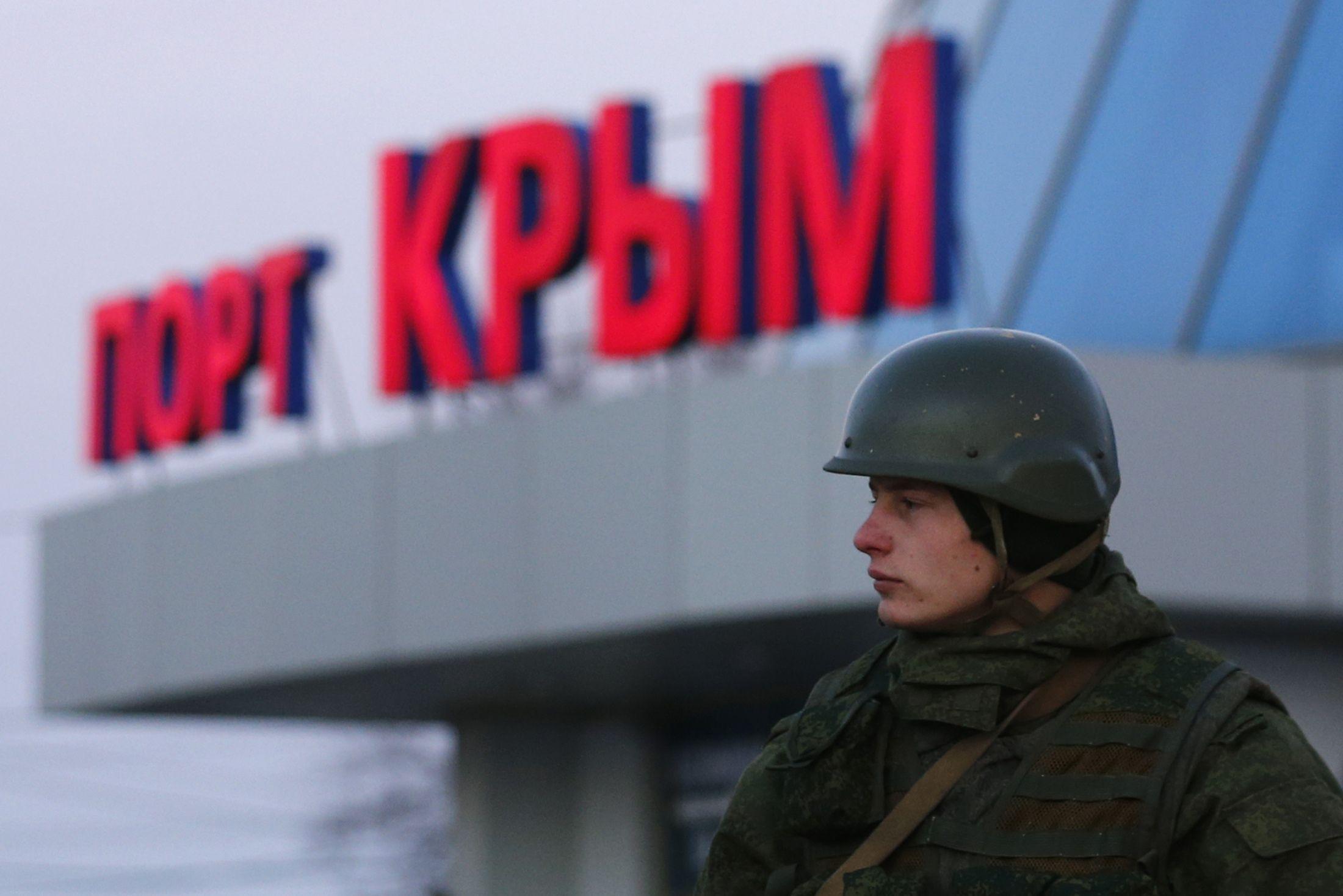 Крым — популярная тема, на которой в России еще долго будут играть