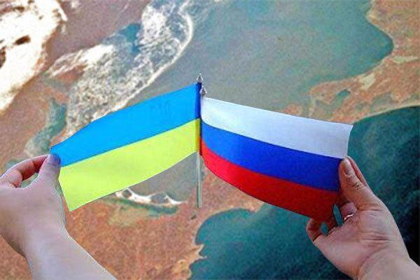 Россия-Украина, иллюстрация