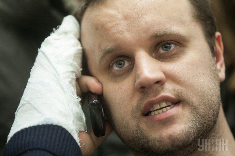 Главарь боевиков Павел Губарев