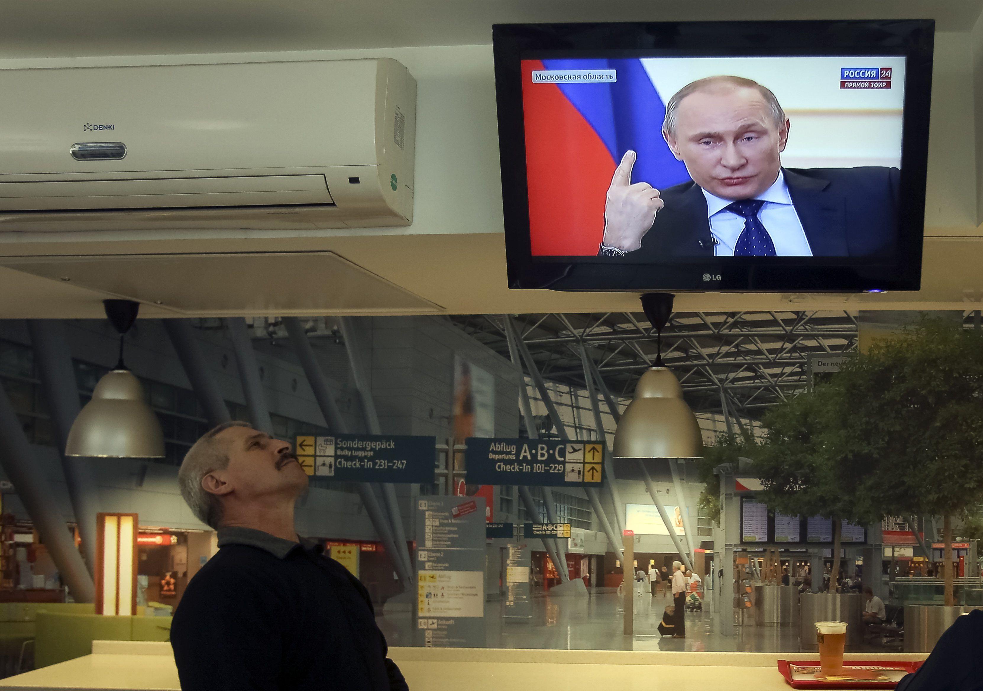 В России уже критикуют письмо Путину