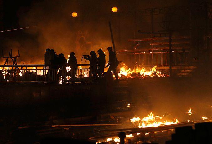 Россия может быть причастна к расстрелу Майдана