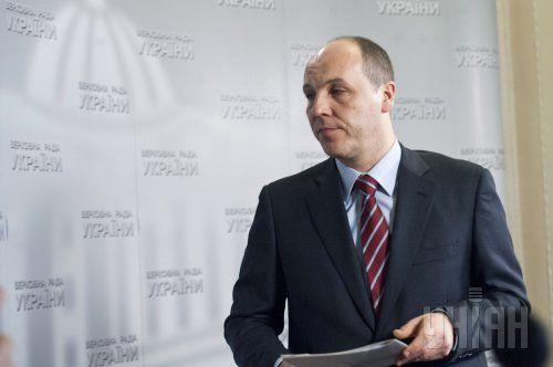 Андрей Парубий стал первым вице-спикером парламента