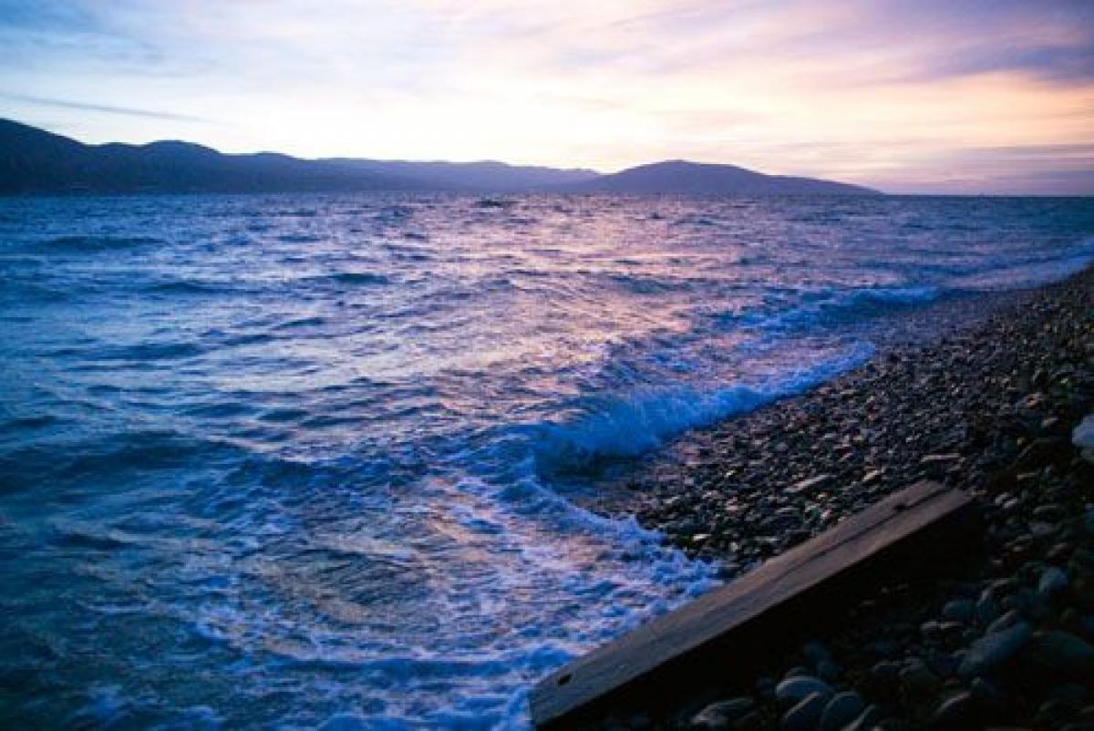 Черное море, иллюстрация