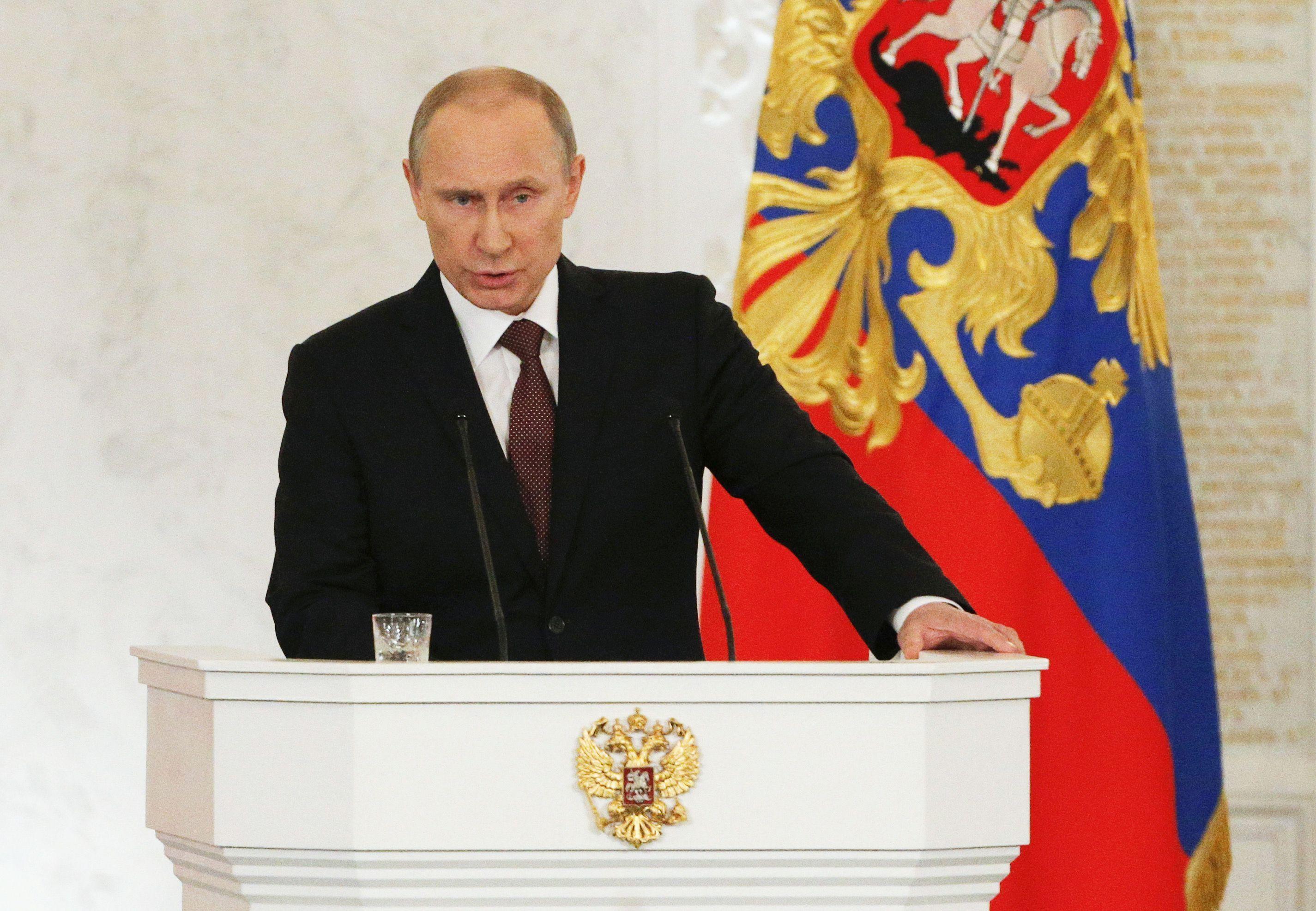 На Западе думают, как действенно повлиять на Путина