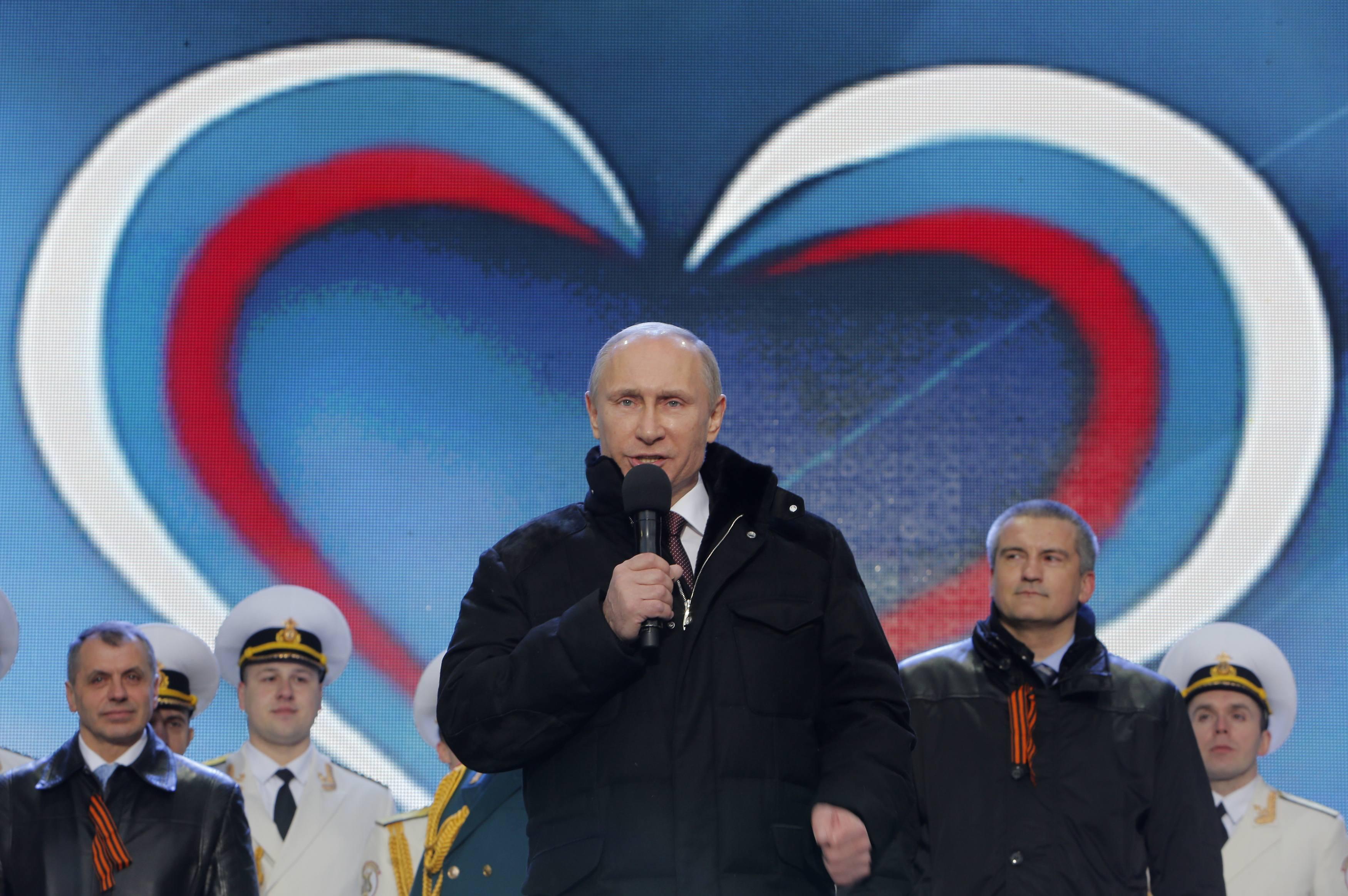 В НАТО осудили Путина